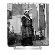 Alice Paul (1885-1977) Shower Curtain