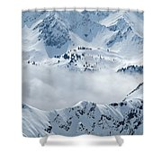 Alpine Shower Curtain