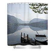 Alpine Moods Shower Curtain
