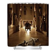 American Horror Story Coven 2013 Shower Curtain