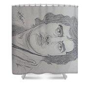 Amitabh Bacchan International  Actor  Shower Curtain