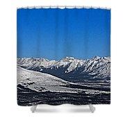 Anaktuvuk Pass Alaska Shower Curtain