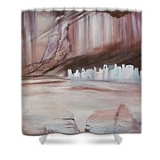 Ancients Shower Curtain