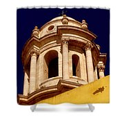 Andalucia Cadiz Spain Shower Curtain