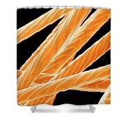 Angora Rabbit Hairs, Sem Shower Curtain