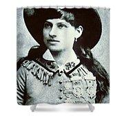 Annie Oakley Shower Curtain