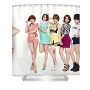 AOA Shower Curtain