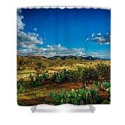 Arizona Sunrise 8 Shower Curtain