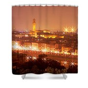 Arno River Florence Italy Shower Curtain