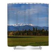 Arrowsmith Shower Curtain