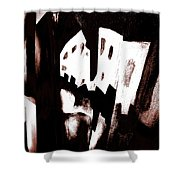 Art Gallery Prints Shower Curtain