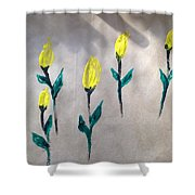 Art Therapy 220 Shower Curtain