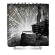 Artrstic Shower Curtain