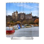 Arundel Castle Shower Curtain