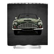 Aston Martin Db6 Shower Curtain