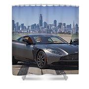#astonmartin #db11 #print Shower Curtain