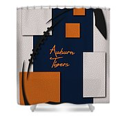 Auburn Tigers Shower Curtain