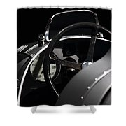 Audi Shower Curtain