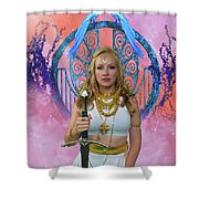 Azna Shower Curtain