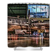 B-29 Bockscar Shower Curtain