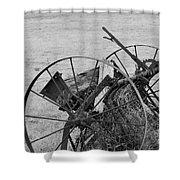 B/w149 Shower Curtain