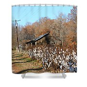 Back Roads Of Ms Shower Curtain