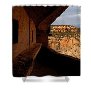 Balcony House Shower Curtain