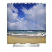 Baldwin Beach Shower Curtain