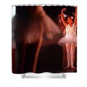 Ballet Performance  Shower Curtain
