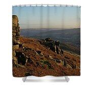 Bamford Edge Shower Curtain