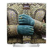 Bangkok Thailand Shower Curtain