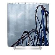 Banshee Shower Curtain
