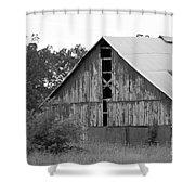 Barn In Kentucky No 70 Shower Curtain