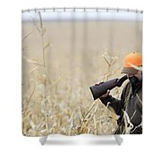 Barnes21 Shower Curtain