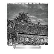 Ct. Barn Shower Curtain