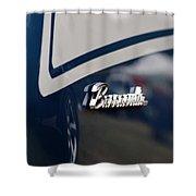 Barracuda Shower Curtain