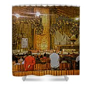 Basilica De Guadalupe 1 Shower Curtain