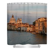 Basilica Di Santa Maria Della Salute, Venice, Italy Shower Curtain