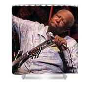 B.b. King Shower Curtain