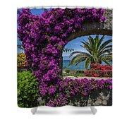 Beautiful Ischia Shower Curtain