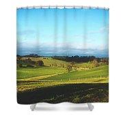 Beautiful Rural Bavaria Shower Curtain
