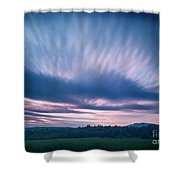 Beautiful Sky Shower Curtain