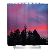 Beautiful Sunrise Shower Curtain