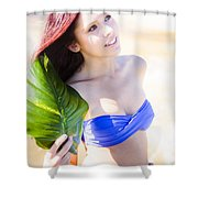 Beauty In Nature Shower Curtain by Jorgo Photography - Wall Art Gallery