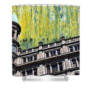 Belfast Architecture 6 Shower Curtain