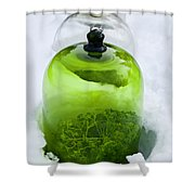 Bell Jars  Shower Curtain