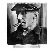Bertolt Brecht (1898-1956) Shower Curtain