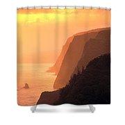 Big Island, View Shower Curtain