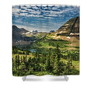 Big Sky Country Shower Curtain
