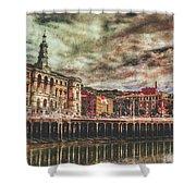 Bilbao Shower Curtain